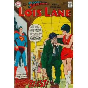 Girl Friend Lois Lane #91 Love is Blind! Curt Swan Books
