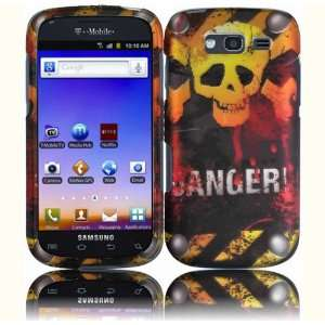 Danger Design Hard Case Cover for Samsung Galaxy S Blaze