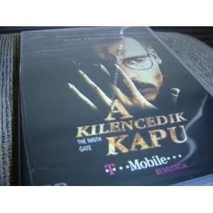The Ninth Gate / A Kilencedik Kapu Johnny Depp, Frank