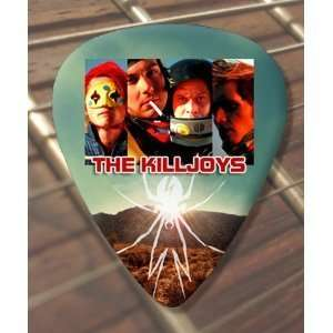 The Killjoys Premium Guitar Pick x 5: Musical Instruments