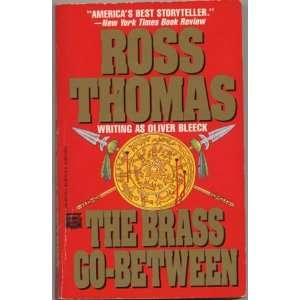 The Brass Go Between Ross Thomas Books