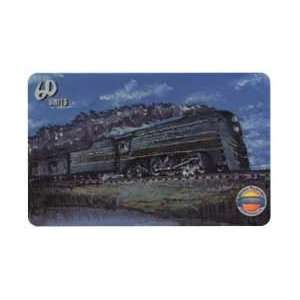 Collectible Phone Card 60u Train Chicago   NW 464 Hudson