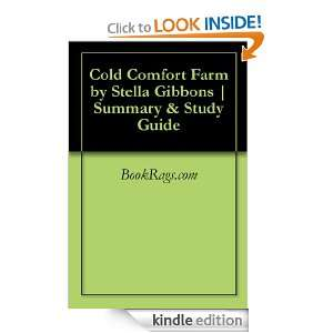 Cold Comfort Farm by Stella Gibbons  Summary & Study Guide BookRags
