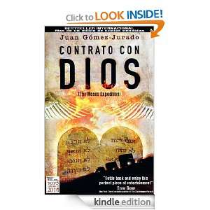 Contrato con Dios (The Moses Expedition) (Spanish Edition) [Kindle