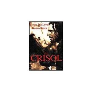 The Crucible (El Crisol) [Region 2]: Daniel Day Lewis