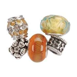 Jesse James Uptown Bead Collection 5/Pkg Style #10; 3 Items/Order