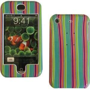 FASHIONABLE PLASTIC DESIGN CASE FOR APPLE IPHONE / CANDY