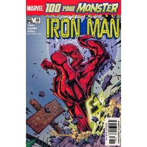 Iron Man (3rd Series), Edition# 46 Marvel Books