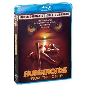 Roger Cormans Cult Classics Humanoids from the Deep [Blu