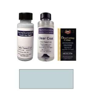 2 Oz. Ice Blue Metallic Paint Bottle Kit for 1984 Jeep All