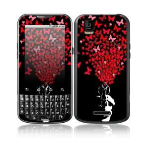 Motorola Droid XPRT Decal Skin Sticker   The Love Gun Everything Else