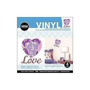 Hip In A Hurry Vinyl 11 Inch  Love Heart
