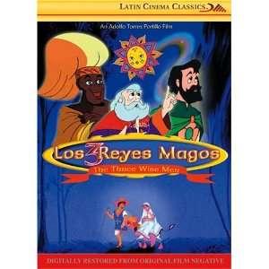 Los 3 Reyes Magos: Carlos David Ortigosa, Jorge Sánchez