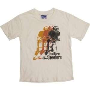 Junk Food Pittsburgh Steelers Girls (8 14) Retro T Shirt Girls 8