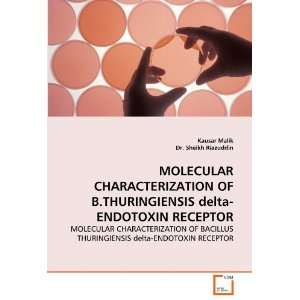 RECEPTOR (9783639319057): Kausar Malik, Dr. Sheikh Riazuddin: Books