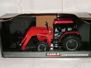 ERTL Case Maxxum 5230 tractor and loader VNMB