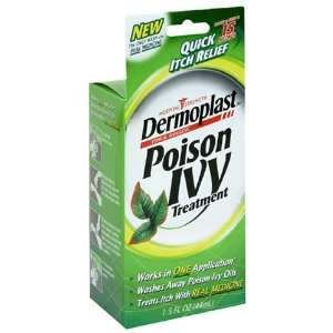 Dermoplast Poison Ivy Treatment, Topical Analgesic, 1.5