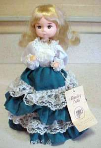 Collectible Bradley Birthstone Doll May