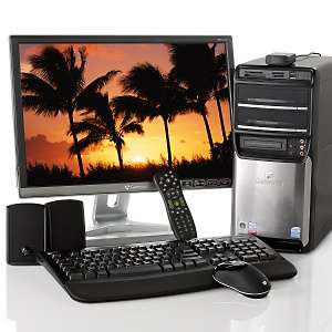 Gateway Desktop with Dual Core, 160GB HDD, TV Tuner and 22 Hi Def LCD