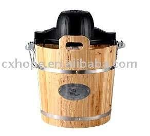 Ice Cream Maker(Original wooden bucket ice cream maker, Coco freezer