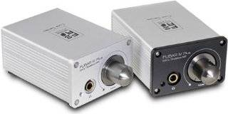 Firestone Audio Fubar IV Plus   Silver USB DAC / Headphone Amplifier