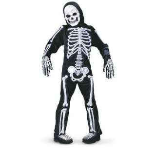 Spooky Skeleton Child Costume, 38703