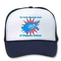 £12.35   Turtle Mountain Band of Chippewa Indians colour Trucker
