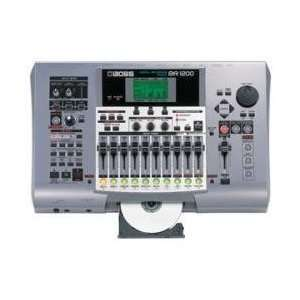 Boss BR 1200 CD Digital Multi track Recorder .co.uk Musical