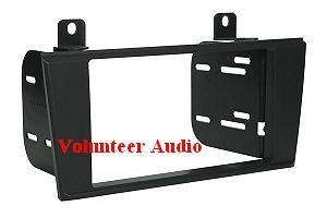 2002 2003 2004 2005 2006 Ford Thunderbird Double Din Radio