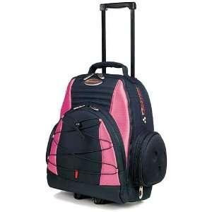 Hi Roller Jr Pink / Black Bowling Bag