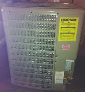 Goodman Heat Pump 4 Ton VSZ130481AA 13 Seer Damaged