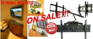 Flat Screen Panel LCD LED PLASMA TV Wall Mount Bracket 36 37 40 42 46