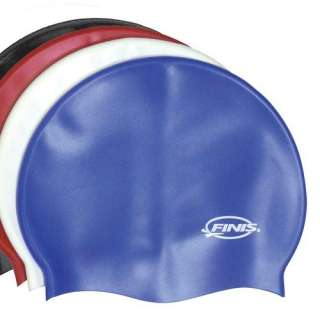 Finis Silicone Cap in Blue: Fishing & Marine