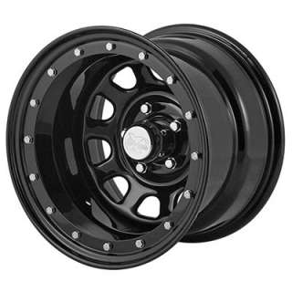 Pro Comp Xtreme Rock Crawler Series 152 Black Steel Wheel 15x7 5x4.5