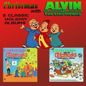 Alvin and the Chipmunks [Audio CD] Christmas with the Chipmunks Vol. 1