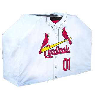 St. Louis Cardinals MLB Jersey BBQ Barbeque Grill Cover