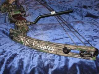 High Counry Archery Safari Model Compound Bow LH Pre Owned |