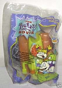 Burger King Kids Club 1998 The Rugrats Movie Toy