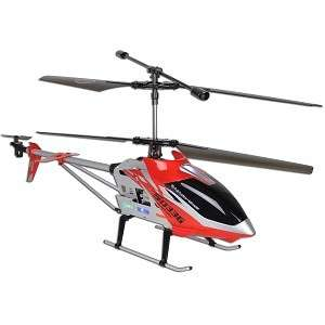 Scale Gyro Twin Propeller R/C Remote Control Helicopter RED
