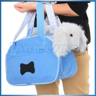 Pet Dog Puppy Cat Carrier Tote Shoulder Bag Ventilated Mesh Style