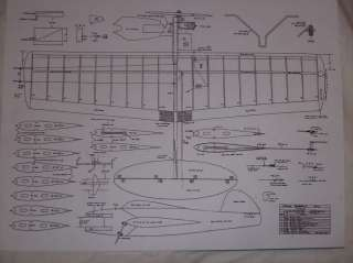 26 Control Line Model Airplane PLANS All Time Favorites