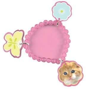 Party Cats Charm Bracelets (4 count)