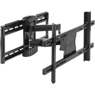 Omnimount NC200C Extra Large Full Motion TV Mount, Black