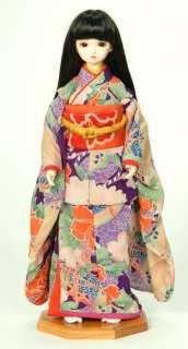 VOLKS SUPER DOLLFIE Ichimatsu Japanese Geisha Doll @