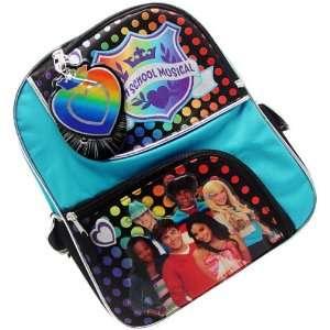com High School Musical 2 Backpack Bag tote Free id TAG, High School