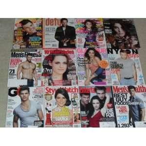 Robert Pattinson, Kristen Stewart, Taylor Lautner, Ashley Greene, etc