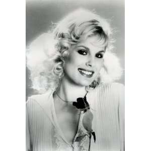 Dorothy Stratten Poster Bw Portrait #01B 24x36in: Home