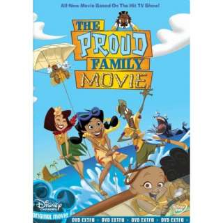 The Proud Family Movie: Kyla Pratt, Tommy Davidson, Paula