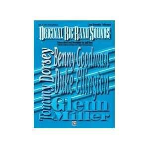 Original Big Band Sounds   Alto Sax 1