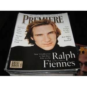 Premiere Magazine (Ralph Fiennes , Ken BurnsBaseball , John Sayles